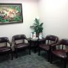 Before:  Medical office reception